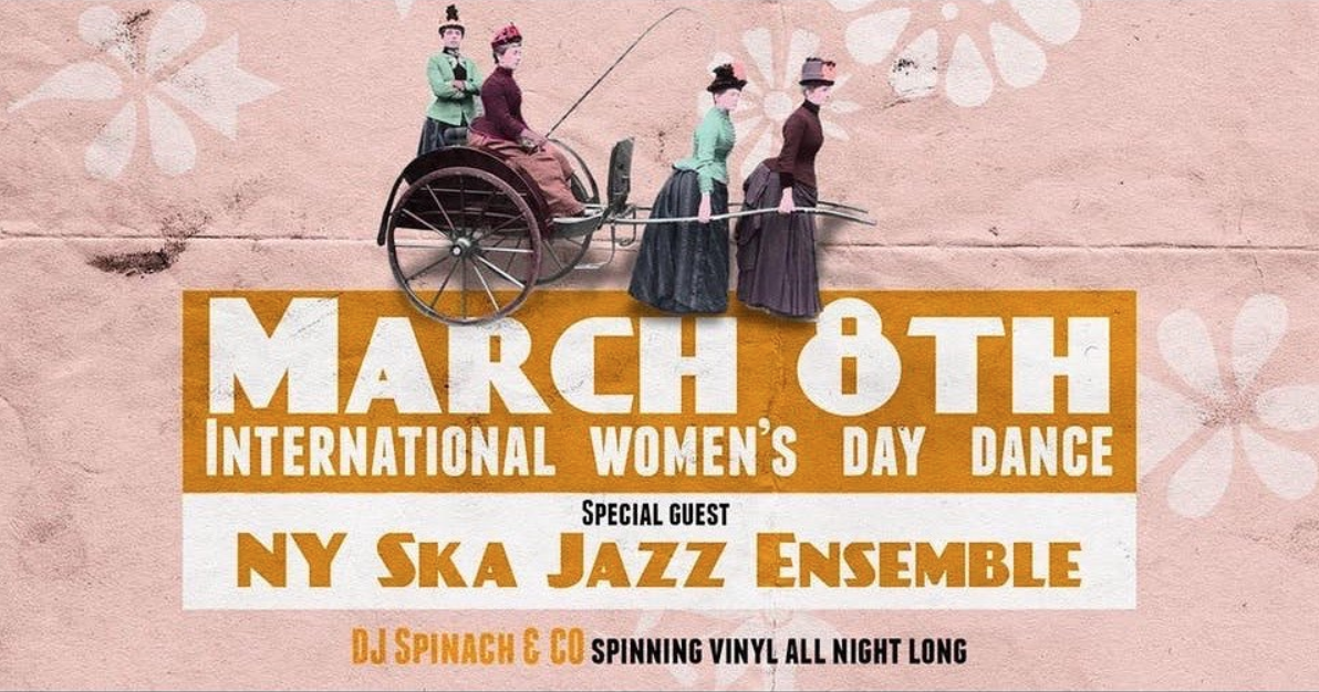 womens day events on asembl