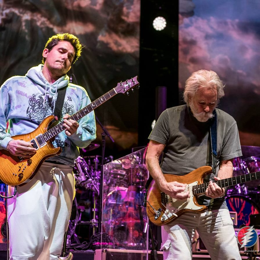 dead and company concert